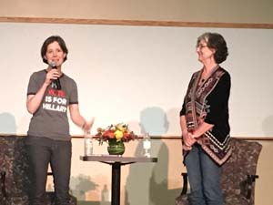 Ann Patchett and Barbara Kingsolver